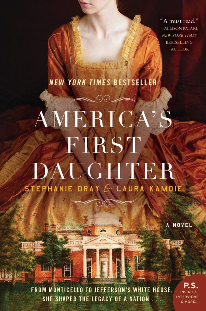 Book Cover: America's First Daughter
