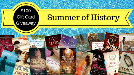 Summer of History graphic