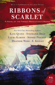 Book Cover: Ribbons of Scarlet